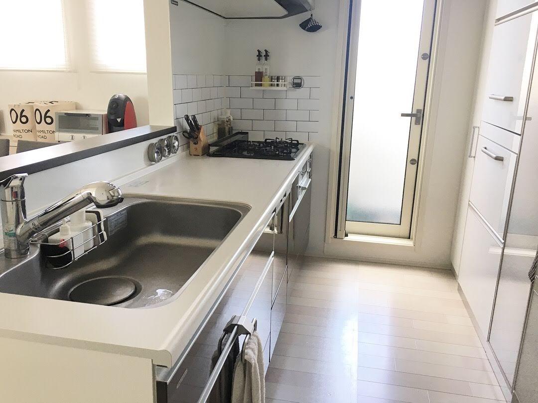 システムキッチン収納法アイデア*自分に合う収納法をみつけよう!