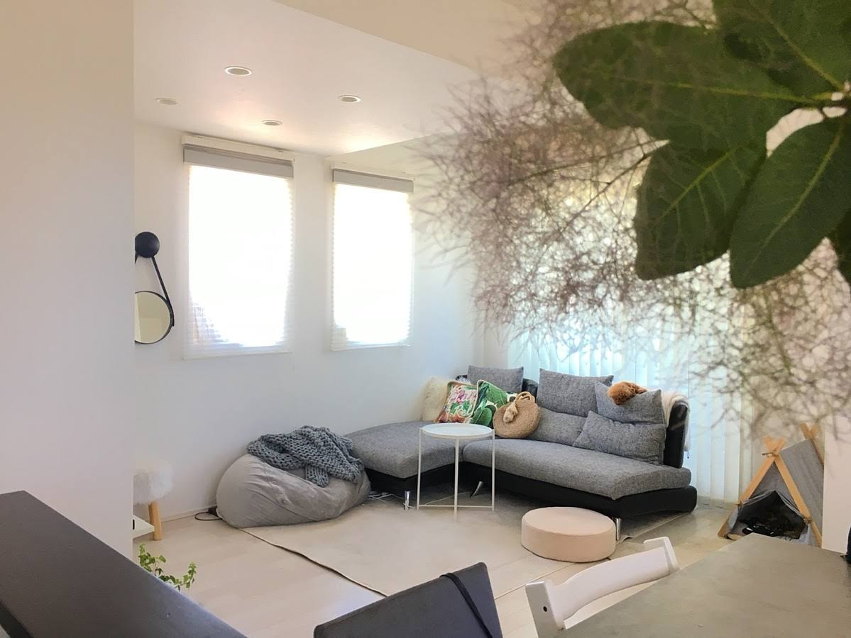 狭いリビングでも家具選び1つで広くて落ち着く空間作りが簡単にできる