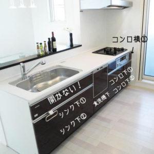 収納 システム キッチン