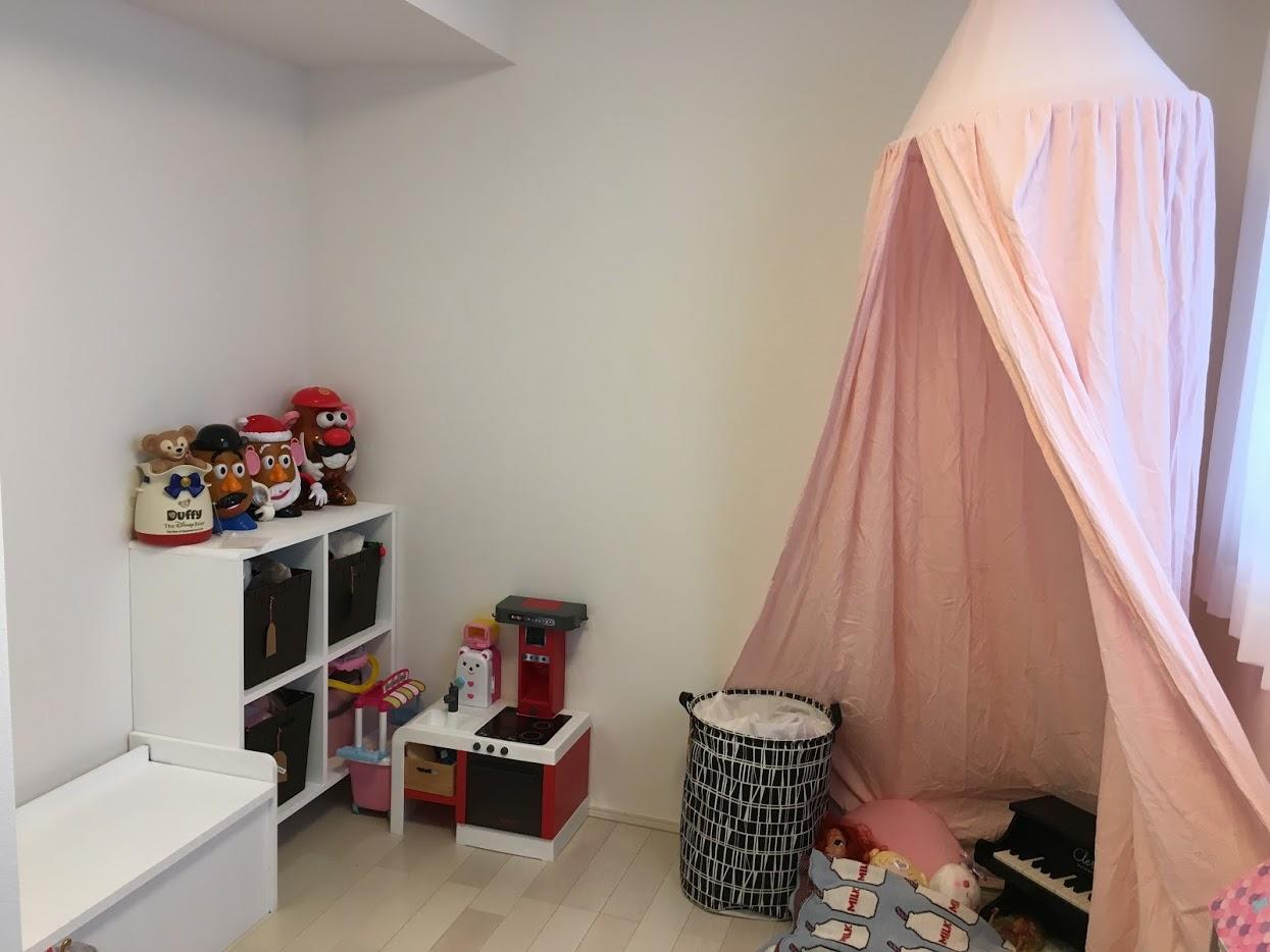 子供部屋のおもちゃをおしゃれにスッキリ片づける収納法
