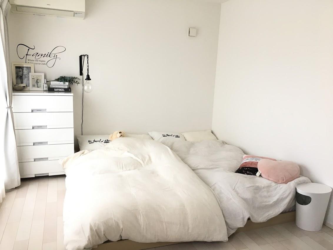 きれいな寝室で快適睡眠!掃除方法と湿気対策でカビ予防!
